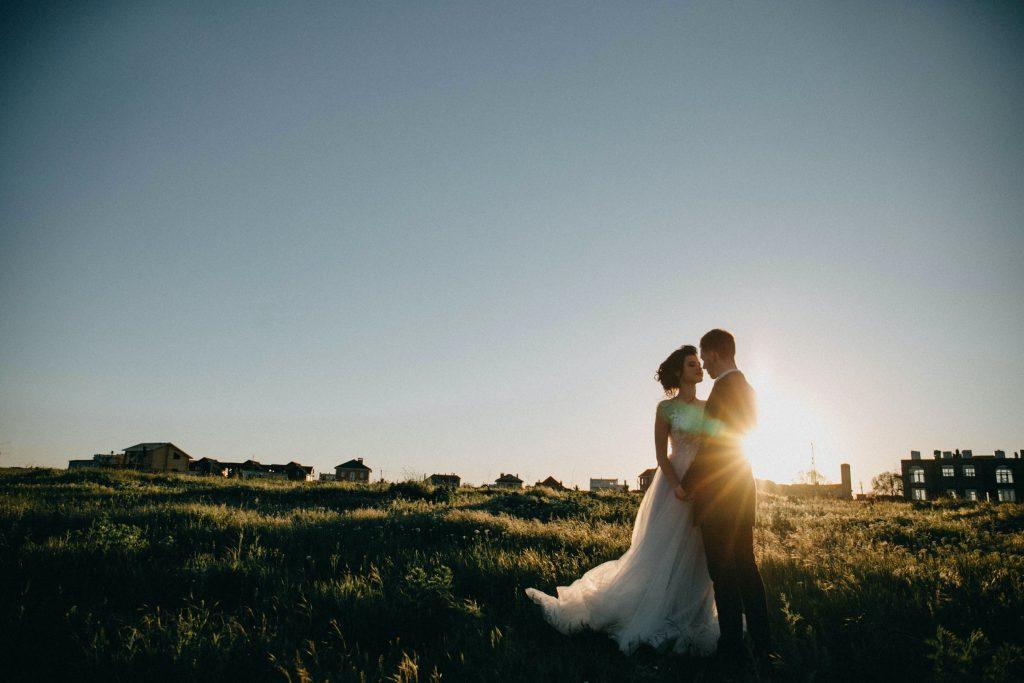 Une photo qui permet de se rendre compte comment un photographe peut sublimer vos photos de mariage.